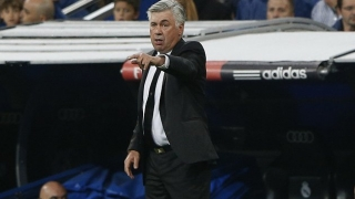 Carlo Ancelotti puts hand up for Real Madrid return