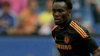 Michael Essien: Why I am training with Chelsea reserves...