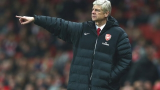 Wenger challenges Gunners to continue improving