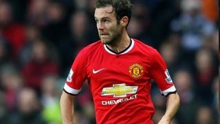 Juan Mata: I feel very loved by Man Utd fans