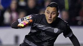 Only Canizares ahead of Real Madrid record breaker Keylor Navas