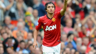 Rafael bids farewell to Man Utd after completing Lyon move