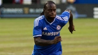 Chelsea winger Moses enjoying wide role under Conte