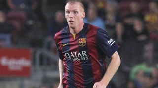 Barcelona defender Mathieu: Very difficult time for Vermaelen
