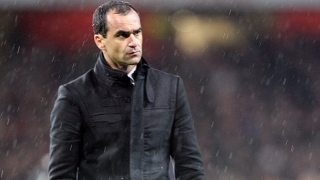 Everton boss Martinez on Inter Milan radar
