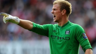 ​Man City keeper Hart lauds chairman Al Mubarak