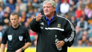 Aston Villa boss Steve Bruce attacked by CABBAGE