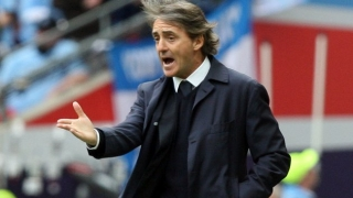 Mancini says Roma capable of Man City upset