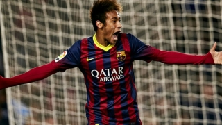 Luis Enrique delighted as Neymar fires Barcelona into Copa final