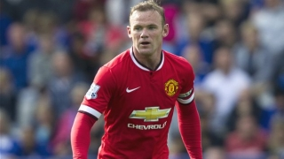 Man Utd captain Rooney thrilled by Everton reception