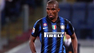 Eto'o: Mourinho let me take Inter Milan Champions League team talk!