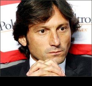 Leonardo considering options at AC Milan