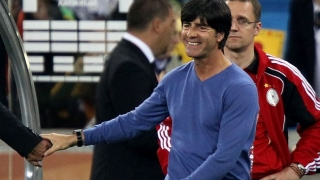 Germany coach Joachim Low discussed at Everton