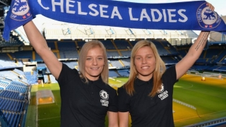 Chelsea Ladies win FA Cup