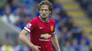 Blind not worried by Man Utd position