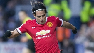 Van Persie praise for departing Man Utd striker Falcao