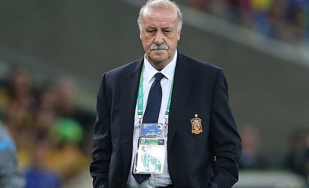 Vicente Del Bosque leaves Spain national team