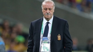 Del Bosque not panicking after Spain fall to France