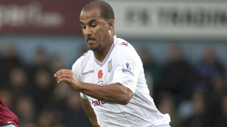 Aston Villa goalscorer Agbonlahor: Papers like to chat a load of s***