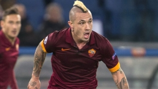 Nainggolan frustrated as Roma held by Sassuolo