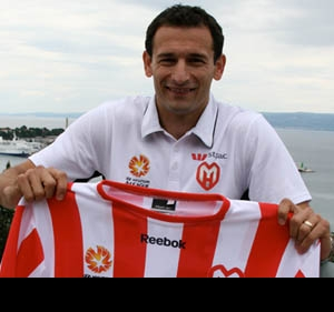 Melbourne Heart recruit Skoko had no plans of playing on