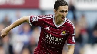 Middlesbrough make attempt for West Ham winger Downing