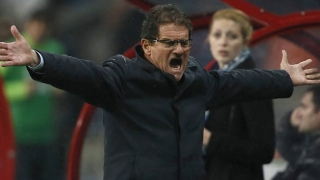 Capello admits thumping Sampdoria veteran Cassano