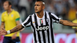 Arsenal not after Juventus midfielder Vidal