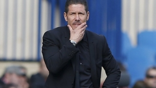 Atletico Madrid coach Simeone fields Arsenal, Chelsea approaches