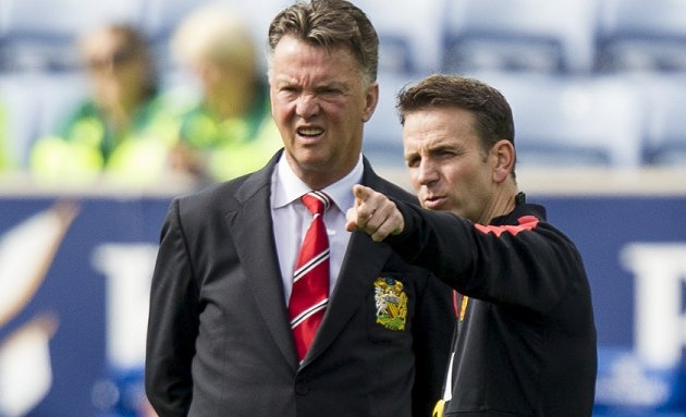 Van Gaal disappointed over Man Utd Champions League stalemate