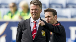 Leicester fullback Simpson: Van Gaal will be safe at Man Utd