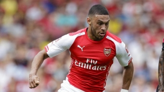 Arsenal boss Wenger: Oxlade-Chamberlain has 'belief' in front of goal