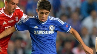 Agent: 'It's completely impossible' for Oscar to leave Chelsea
