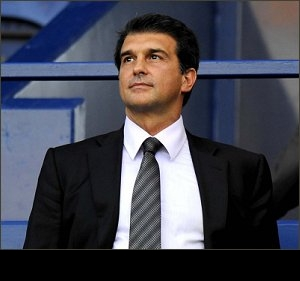Laporta expected to declare for Barcelona presidency this week