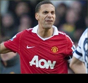 Man Utd's Ferguson full of praise for returning Ferdinand