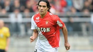Watching LVG? Falcao scores for Monaco in Champions League