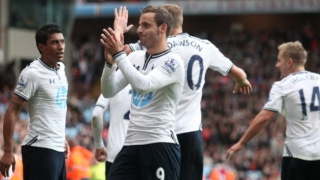Marcelino pushing Villarreal to buy Spurs striker Soldado