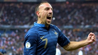 Franck Ribery delighted as Fiorentina draw with Juventus