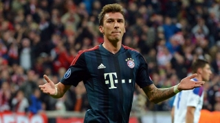 Mandzukic explains taking No17 shirt at Juventus
