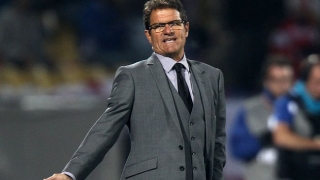 Capello: So tough axing Green for Calamity at World Cup