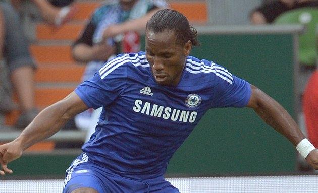 Mourinho reveals brash Drogba demand to Chelsea owner Abramovich