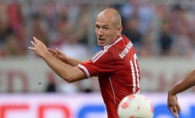 Man Utd boss Mourinho ponders shock Robben reunion