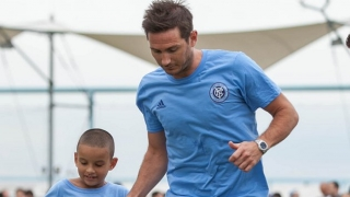 Villa eagerly anticipating NYCFC arrival of Chelsea icon Lampard