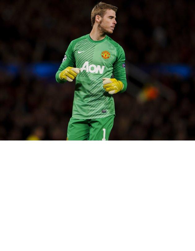 Man Utd keeper De Gea thankful for early struggles