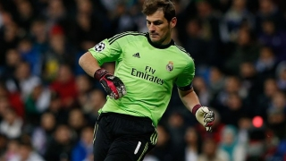 AC Milan keeper Lopez: I hope for the best for Casillas