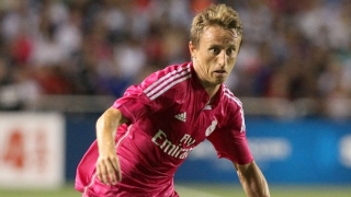 Man City target Modric happy at Real Madrid