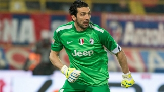 Juventus keeper Buffon reveals his 'ultimate XI'