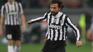 Juventus  veteran Pirlo: Man Utd legend Scholes best I faced