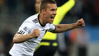 Germany veteran Podolski takes swipe at England
