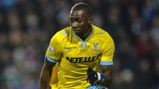 Yannick Bolasie grateful to Crystal Palace for support
